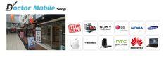 Doctor Mobile | Mobiele apparaten reparatie Den Haag header image