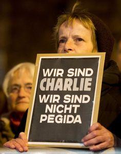 #no PEGIDA