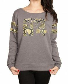 Stussy - Snake No. 4 Crewneck Sweater - $46