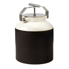 Look what I found at UncommonGoods: stoneware compost container... for $100 #uncommongoods
