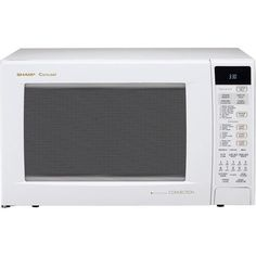 Sharp Microwave Oven White Larger Front