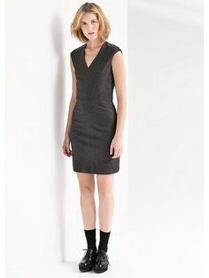 Black / grey dress from Mango