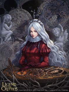 「時空の女神」/「LANGE」のイラスト [pixiv]