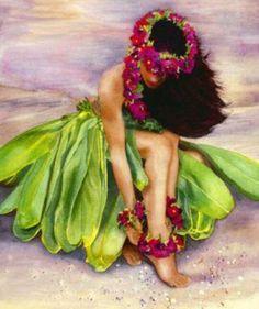 I love and miss Polynesian dancing.My instructor Kumu-Hula Leina'ala had a her own studio in Kailua, it was fun! Great total-body workout, doing hula dances both modern& ancient, Tahitian and Maori dances. Hawaiian Girls, Hawaiian Art, Hawaiian Dancers, Hawaiian Girl Tattoos, Polynesian Art, Polynesian Culture, Art Maori, Art Indien, Aloha Friday