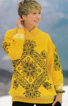 Vintage Knitting Pattern Instructions for a by LucysPatternBox