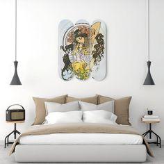 #artcollectibles #prints #digitalprints #skatedeckwallart #customwallart #roomdecoraesthetic #largepopart #largewallart #alphonsemucha #alphonsemuchaprint #artnouveau #livingroomdecor #wallart #livingroomwallart #walldecor #princessedetripoli