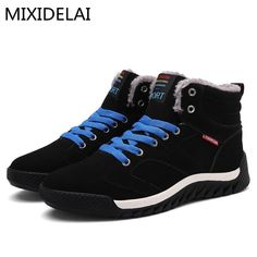 Men's Boots Men's Shoes Glorious Urbanfind Men Boots Male Rubber Combat Ankle Work Safety Shoes Size 40-46 Autumn Winter Snow Boots Men Sneakers