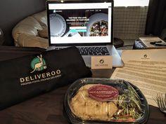 Deliveroo Brings Galway Restaurants to Your Door Meal Delivery Service, Restaurants, Bring It On, Product Launch, Doors, Restaurant, Gate