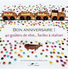 Des gateaux, des bonbons, comment créer soi-même ou avec ses enfants sous forme d'ateliers LEUR PLUS BEAU ET ORIGINAL gateau d'anniversaire : chateau fort, pirates, princesses...! Des recettes amusantes et hyper faciles !! http://www.amazon.fr/Bon-anniversaire-go%C3%BBters-r%C3%AAve-r%C3%A9aliser/dp/2810001197/ref=sr_1_1?s=books=UTF8=1333562350=1-1