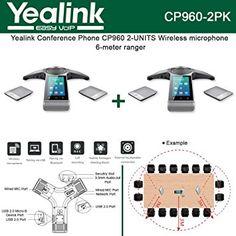 Cách cài đặt thiết bị hội nghị Yealink CP960