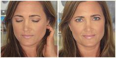 My Go-to Natural & Glowy Beach Vacation Makeup | Full Face Makeup Tutori...