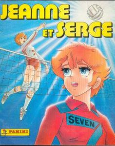 Jeanne et Serge Jeanne et Serge Childhood Characters, Childhood Toys, Childhood Memories, 1980 Cartoons, Best 90s Cartoons, Replay, Jeanne Et Serge, Radios, Young Movie