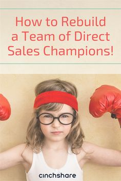 Did your team get knocked out of the DS ring? Million $ Party Girl Lynn Bardowski guest blogs about her experience so that you too can rebuild and become a successful team of champions again!