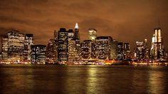 Skyline New York City