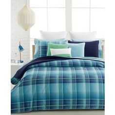 blue and green duvet covers King Duvet Cover Sets, Queen Comforter Sets, Turquoise Comforter, Lacoste, Turquoise Cabinets, Blue Bedroom Walls, Green Duvet Covers, House Of Turquoise, Bath