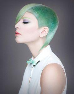 NAHA Finalist: Jennifer Roskey Salon: Ladies and Gentleman Salon, Chicago, Illinois Photography: Babak