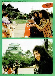 Fuck Yeah Mercury — Queen in Japan Great Bands, Cool Bands, Screaming Girl, Ben Hardy, Queen Photos, We Will Rock You, Somebody To Love, Queen Freddie Mercury, Queen Band