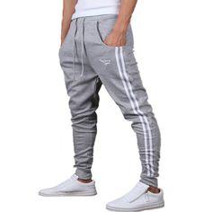 2016 Nouvelle Marque De Mode Mens Joggers Harem Pantalon Casual Hommes Garçons Jogger Pantalon Homme Pantalon Pantalon Plus La Taille 3XL