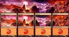 John Avon's Magic The Gathering cards are the best!