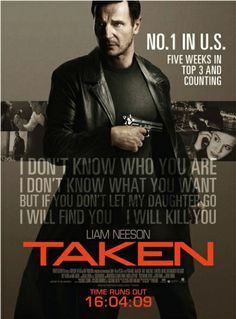 Taken loved both movies.Please check out my website thanks. www.photopix.co.nz