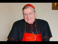 Cardinal Burke – 'regional diversity' on doctrinal issues is 'simply contrary' to Catholicism - YouTube