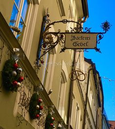 Bavaria, Germany - Day One Landshut - La Bella Vita Cucina #bavaria #germany #landshut
