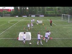 Soccer Drills For Kids, Soccer Academy, Soccer Coaching, Under Pressure, Trainers, Van, Exercise, Youtube, Fitness