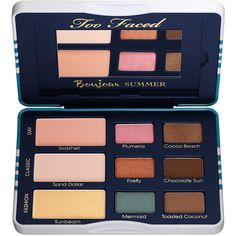 Too Faced Pardon My French Set found on Polyvore