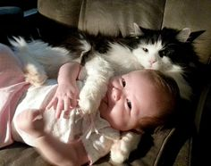 The baby is mine!