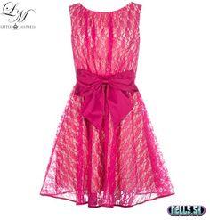 Dámske oblečenie | Dámske šaty | Little Mistress Bow šaty | www.nells.sk - Parfumy, kozmetika a oblečenie svetových značiek.
