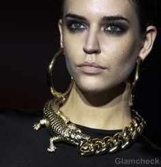 Aristocrazy fall-winter 2012 jewelry inspired by reptiles