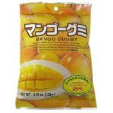 Japanese Fruit Gummy Candy from Kasugai - Mango - 115g (Misc.)By Kasugai