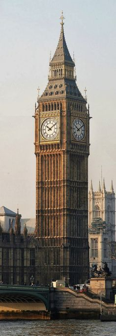"I have climbed the many steps to the top of this famous tower and stood beside the bell ""Big Ben"" when it struck eleven!"