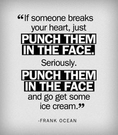If someone breaks your heart... | 9 Printable Breakup Quotes