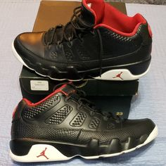 new product ed0dd 054d0 Jordan Shoes   Air Jordan 9 Retro Low Sku Is 832822 001 Size 11!