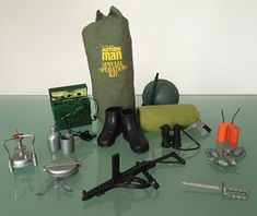 The Unofficial Action Man HQ Forum - c.1977 Special Operations Kit