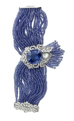 Cartier 2011 Mille et une Heures Jewelry watch