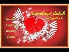 SZERELMES DALOK: Boldog, táncos, magyar- angol- olasz- spanyol slágerek. Casablanca, Luigi, Pandora, Music, Artwork, Youtube, Musica, Musik, Work Of Art