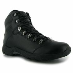 Campri Leather Mens Walking Boots