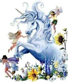 Unicorn the fairies will be done to be the girls.