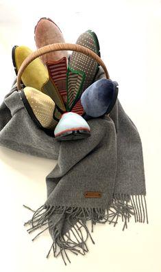 True Love, Moccasins, Espadrilles, Slippers, Blanket, Handmade, Venetian, Shawl, Accessories