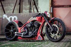 Aufgrund dem Erfolg des Racers #harleydavidsonroadkingapehangers #harleydavidsonroadkingart #harleydavidsonroadkingbagger #harleydavidsonroadking2018 #harleydavidsonroadkingclassic #harleydavidsonroadkinggirls Custom Bobber, Custom Choppers, Custom Harleys, Custom Motorcycles, Custom Bikes, Standard Motorcycles, West Coast Choppers, Dirt Bike Girl, Harley Davidson Pictures