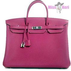 5d2bc452e4ae Сумка Hermes Birkin розового цвета купить, цена, интернет-магазин, отзывы  Весняна Мода