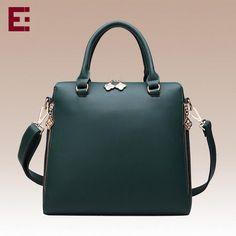 New Arrival Women PU Leather Handbags Ladies Casual Messenger Bags Fashion Famous Designers Business Shoulder Bag cross-body Bag