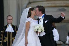 Bilder: Prinsessan Madeleines bröllop (© Scanpix)