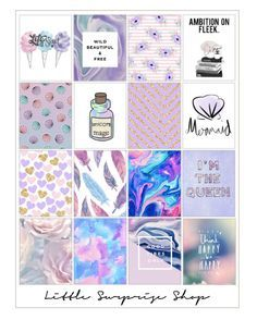 Lavender Dreams Stickers For Erin Condren от LittleSurpriseShop