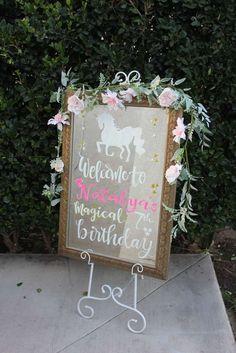 Unicorn Party Birthday Party Ideas | Photo 1 of 61