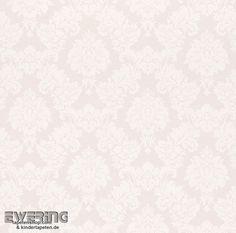 Rasch Sophie Charlotte 7-440508 alt-rosa Ornament Vliestapete