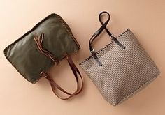 Handmade from rich leathers from around the world, Carla Mancini bags are not only high-quality and functional, but incredibly fashion-forward and versatile. The line's signature saddle-stitched walnut linen thread found in every piece is a testament to how detailed and finely crafted each bag is. Discover gorgeous totes, stylish satchels, sleek shoulder bags and more in this fabulous collection. #CarlaMancini #handbags #purses #women http://www.myhabit.com/?tag=myclothingdeals-20
