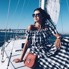 """Boat bliss in #SanDiego ❤️⛵️with @ninel32 @esquar.ed"" Photo taken by @vivaluxuryblog on Instagram, pinned via the InstaPin iOS App! http://www.instapinapp.com (08/10/2015)"
